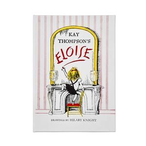 Eloise | Genuine Leather Bound Book