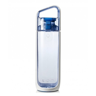 KOR Delta Water Bottle, 750mL (Clear Water)