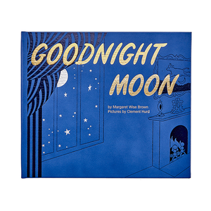 Goodnight Moon | Genuine Leather Bound Book