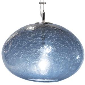 Boa Orbit Pendant Steel Blue