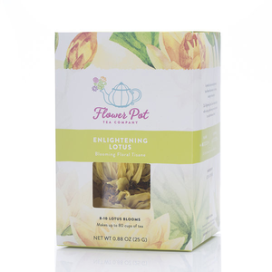 Enlightening Lotus Floral Tisane