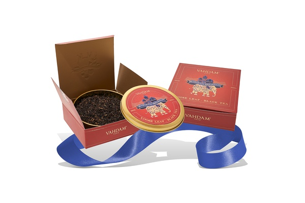 Maharaja Breakfast - Tin Caddy Gift - 50gm
