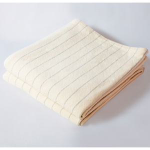 Pinstripe Blanket Grey
