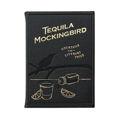 Tequila Mockingbird | Full Grain Leather Bound Book