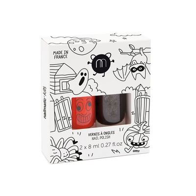 Halloween – Water-Based Nail Polish Set