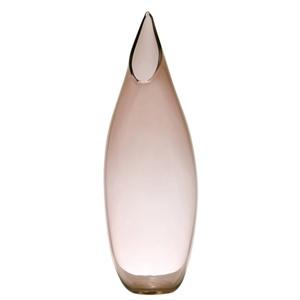 Jackknife Vase - Aubergine