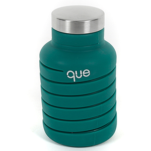 Forest Green que Bottle