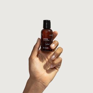 shine. 2 oz organic personal lubricant