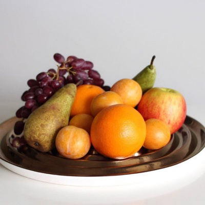 Vertigo Fruit Plate