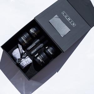 Lumin Complete Skincare Gift Set for Men