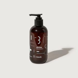 shine. 8 oz silicone personal lubricant