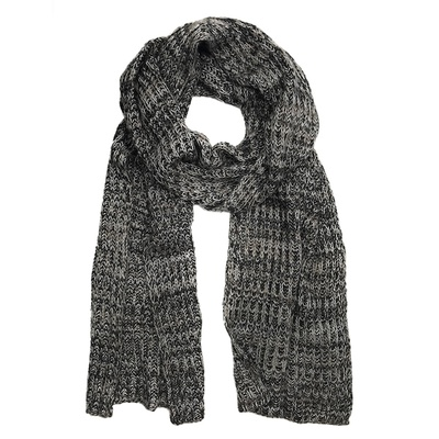 Marble Knit Cashmere Scarf