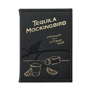 Tequila Mockingbird | Full Grain Leather Bound Book
