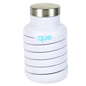 Glacier White que Bottle