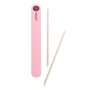 Double sided nail file kit