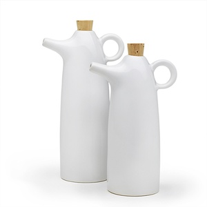 Olivia Oil & Vinegar cruets - set of 2