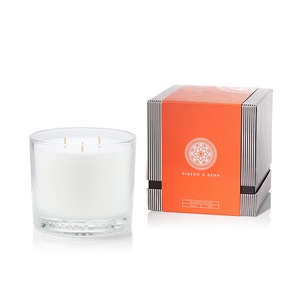 RHUBARB & QUINCE 20 OZ THREE WICK CANDLE