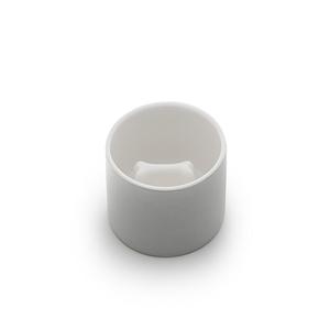 Medium Slow Feeding Pet Bowl | Concrete Grey