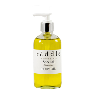 Santal Luxurious Body Oil