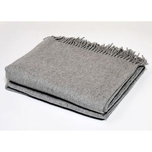 Cashmere Collection Throw Dove Grey