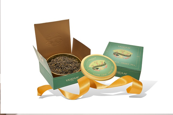 Himalayan Green - Tin Caddy Gift - 50gm