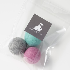 Wool Toy Ball (4cm)