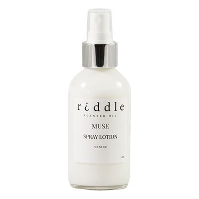 Muse Spray Lotion Tester