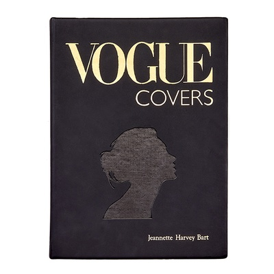 Vogue Covers, Italian | Matte Metallic Finish