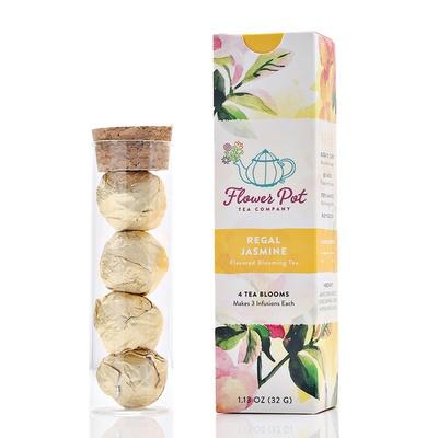 Regal Jasmine Blooming Tea