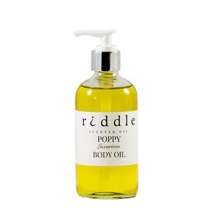 Poppy Luxurious Body Oil