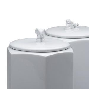 Large Guardians Jars - set of 2