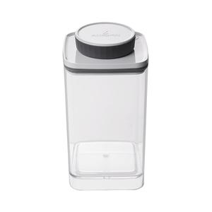 Ankomn Turn-N-Seal vacuum storage container 1.2L Clear