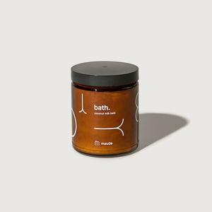 bath. 8 oz hydrating coconut milk bath