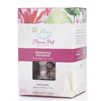 Renewing Rosebud Floral Tisane
