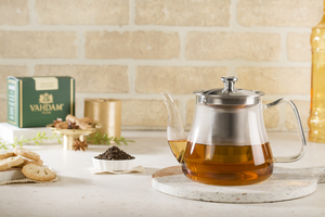 Radiance - Glass Tea Pot with Infuser