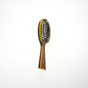 Koh-I-Noor Jaspe Pneumatic Boar Bristle and Nylon Pins Brush